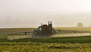 pesticiden op de voeding